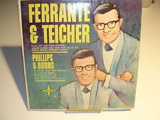 Ferrante & Teicher Play at the Twin Pianos Guest Star Records G 1410 VG / VG
