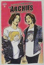 The Archies Meet TEGAN and SARA Comic ~ VARIANT Cover C ~ Riverdale Archie