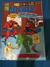 The Avengers Issue 2 8.0 Grade
