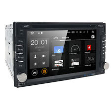 2017 Android 6.0 2Din Car GPS Navi DVD Player Wifi TF Bluetooth In-Dash Radio