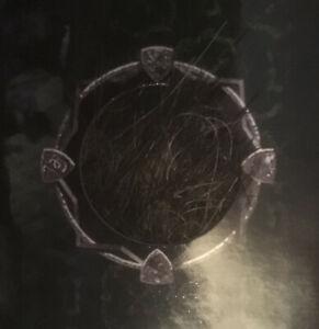 Grim Fur Low Number Trading Card Harry Potter Prisoner of Azkaban Gary Oldman
