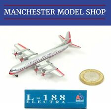Dragon Wings 55663 1:400 Lockheed L-188A Electra American Airlines NEW BOXED
