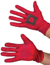 Mens Deadpool Costume Accessory Gloves