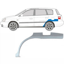 Kia Carens 2002-2006 Radlauf Reparaturblech Kotflügel / Links