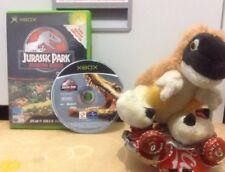 JURASSIC PARK OPERATION GENESIS XBOX / 360 Dinosaur Theme Park Tycoon builder