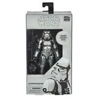 STAR WARS BLACK SERIES ESB CARBONIZED STORMTROOPER 6 INCH ACTION FIGURE HASBRO