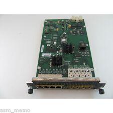 Cisco SSM-4GE 4-Port SFP / RJ45 Gigabit Security Services Module ASA 5500 Tested