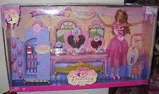 #7185 Mattel Kohl's Stores 12 Dancing Princesses - Princess Vanity & Fallon Doll