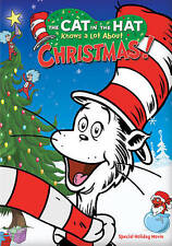 The Cat in the Hat Knows a Lot About Christmas (DVD, 2012)