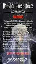 Haunted House Haunt Rules 1 Video Effect Unit Halloween Prop ON SALE LIMITED!