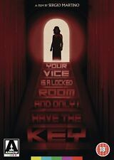 Your Vice Is A Locked Room And Only I Have The Key DVD (DVD)