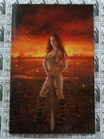 Red Sonja Age of Chaos (2020) Dynamite - #1, 1:30 Cosplay Virgin Variant, VF