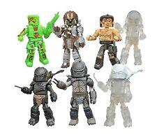 Predator Minimates Series 3 Set of 8 Diamond Select