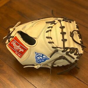 "RARE Rawlings Custom Pro Shop COLLEGE ISSUE Baseball Glove 33"" Catcher's Mitt"