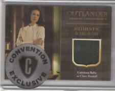 "Outlander Season 3 - CE3 Comic Con Caitriona Balfe ""Claire Randall"" Costume Card"