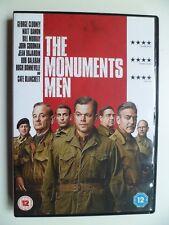 The Monuments Men (DVD, 2014) Matt Damon