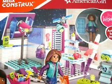 American Girl Mega Construx Luciana's Space Lab 225 Pieces New
