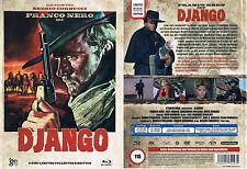 DJANGO --- Mediabook (Cover A) --- Blu-ray + DVD --- Nr. 115 / 444 ---