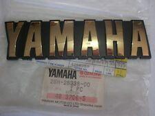 YAMAHA NOS XVZ1200 XVZ1300 1983-1993  EMBLEM  26H-28338-00-00  #33