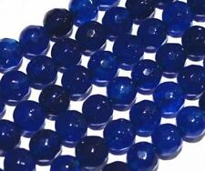 """New 6mm AAA Brazil Faceted Blue Sapphire Gemstone Loose Beads 15"""""""