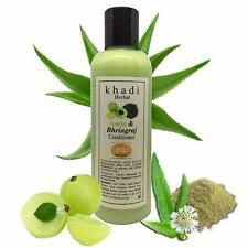 Khadi Herbal Amla Bhringraj Hair Conditioner || Paraben Free And Sulfate free US