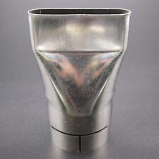 Breitschlitzdüse Düse 70mm für Leister Electron Ø 50,5 Heißluftfön Gebläse / C82