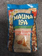 Mauna Loa Honey Roasted Macadamia Nuts 10 oz 11/2020 Exp. Fresh THE BEST! Aloha!
