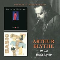 Arthur Blythe - Da-Da / Basic Blythe (2018)  2CD  NEW/SEALED  SPEEDYPOST