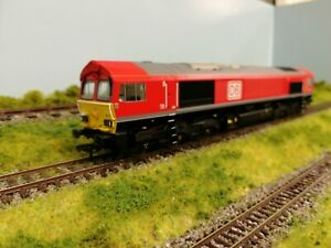 Bachmann 32-734BSF Class 66/0 66117 DB Cargo Sound Fitted