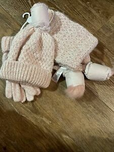Next Hat , Scarf And Gloves