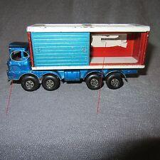 302C Matchbox K-14 Scammell Freight Liner