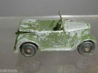 "DINKY TOYS MODEL No.152c  AUSTIN 7   CAR   "" MILITARY VERSION"""