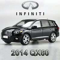 Original 1/18 Scale 2014 INFINITI QX60 Diecast Model Car Detailed Metal Models