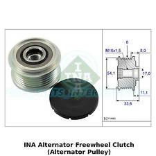 INA Alternator Freewheel Clutch (Alternator Pulley) - 535 0059 10 - OE Quality