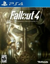 Fallout 4 (Sony PlayStation 4 - 2015) BRAND NEW SEALED Free Shipping PS4 3 5 76