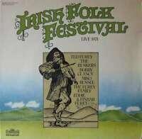 Various Irish Folk Festival Live 1974 2xLP Gat Vinyl Schallplatte 127712