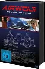 Airwolf - (die komplette Serie) - Jan-Michael Vincent - 17 Blu Ray Box