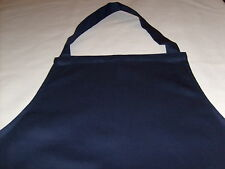 Unbranded Solid 100% Cotton Kitchen Aprons