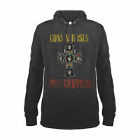 Guns N Roses Appetite For Destruction Hooded Sweatshirt from Amplified