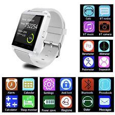 Women Men Watch Bluetooth Smart Watch for Boys Girls Gift Android Samsung LG HTC