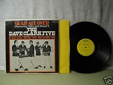 The Dave Clark Five LP Glad All Over Nice 1964 Mono Debut Orig! Bits And Pieces