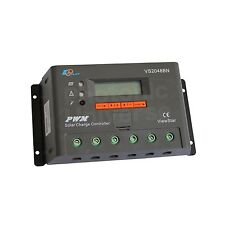 20A solar charge controller/regulator with LCD display for 12/24/36/48V battery