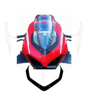 Adesivi per cupolino design SUPERLEGGERA - Ducati Panigale V4R / V4 2020