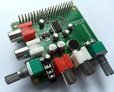 Audio Injector : Sound card for the Raspberry Pi