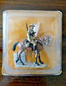 Soldat de plomb Delprado Sergent Cavalerie légère d'Australie - Toy soldier WW1
