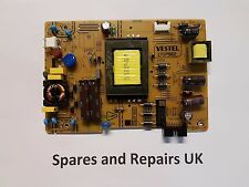 Vestel 17IPS62 Remplacement LCD DEL TV Power Supply board-Fit de nombreux rend/Modèles