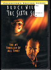 The Sixth Sense Collector's Edition Series DVD, NEW Sealed; Bruce Willis