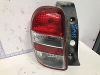 Nissan MICRA Left Taillight K13 11/10-11/12