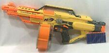 NERF N-Strike Stampede ECS Auto Blaster with 35 Dart Drum + 10 NEW Darts
