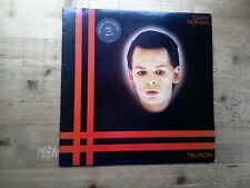 Gary Numan Telekon Very Good Vinyl LP Record Album BEGA19